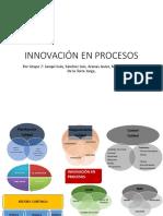 Innovacion en Procesos