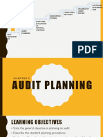 Ch5 Acc 014- Audit Planning