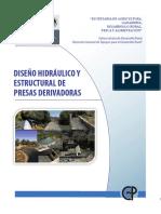 0 Diseño Hidr y Estruct Presas Derivadoras.pdf