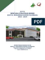 1. RSMH - Rencana Strategis Bisnis (RSB) 2015-2019
