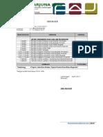 Invoice Bulanan