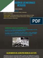 NORMALIZACIÓN DE LOS MATERIALES METÁLICOS.pptx