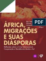 Africa, Miragrações e Diásporas - Livro Completo