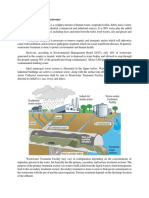 Energy Use in Municipal Wastewater