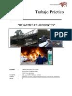 desastres accidentales