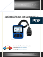 Aut610 User's Manual