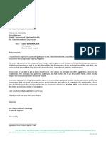 Formal Notice