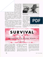 Survival Nuclear War Article