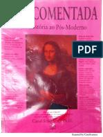 [Linha Do Tempo] STRICKLAND, Carol; BOSWELL, John. Arte Comentada Da Pré-história Ao Pós-moderno. Ediouro, 1999.
