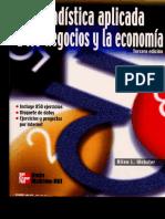 Webster Allen - Estadistica Aplicada A Los Negocios Y La Economia[1].pdf