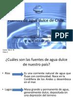 5041 5to Clase 1 Fuentes de Agua Dulce de Chile