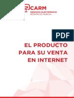 Guia El Producto Para Su Venta en Internet
