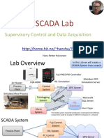 SCADA Lab by Halvorsen