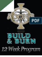 2023 Build Burn System