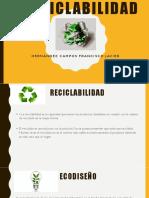 reciclabilidad