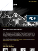 WePhoto Architecture Vol 3 2018