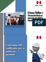 Normatividad Nacional Ssoma Abril 2016
