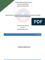 Trabajo de Graduacion Luis Carlos Lopez Corredor Urbano