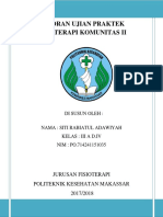 Siti Rabiatul Adawiyah Ujian Praktek Komunitas II