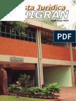 REvista Juridica Unigran - Tb Usucapiao Extrajudicial