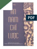 Nhà Lý - Trích An Nam Chí Lược - Lê Tắc (1307)