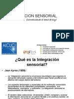 Material Integración Sensorial