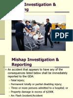 Mishap Investigation - 09
