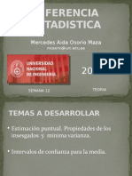 1.-Inferencia Estadistica