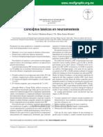 Conceptos Basicos en Neuroanestesia