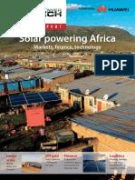 Solar Powering Africa