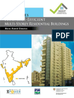 Design Guidelines for Multi-Storey Residential Buildings in Warm Humid Climate