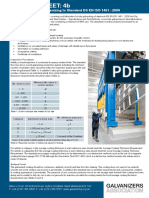 HDG Datasheet 4b a Guide to Hot Dip Galvanizing to Standard BS en ISO 1461 Low Res L