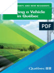 Driving Vehicle Quebec