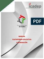 Manual Plataforma 4g Enc