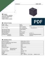 Hjr-21ff 2 Datasheet