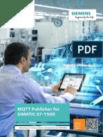 S7-1500 - MQTT Client_Publish (v1.0)