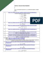 TALLER CON EJERCICIOS  calculo multivariado