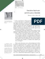 2014 - FEB 6 - Emmanuel Da Silva - Exerccios Espirituais Caminho a Liberdade