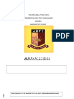 Student Diary Final for Print 2015