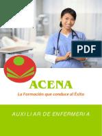Auxiliar Enfermeria on-Line