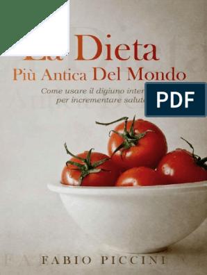 pdf libero di dieta di velocità