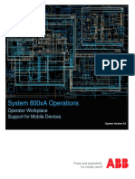 2PAA110154-600 - En System 800xA Operations 6.0 Mobile Devices Support