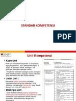 06. Standar Kompetensi - Bpo