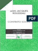Rousseau - El Contrato Social (Austral).pdf
