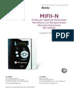 Manual rele MIFIIN