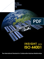 Insight Into Iso44001
