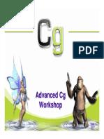 Cg Advanced (Effects)