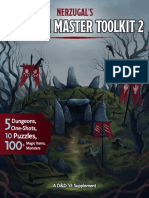 Nerzugals Dungeon Master Toolkit 2