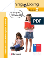 Inglés 2º Básico - Teacher's Methodological Manual