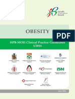 Obesity CPG Summary